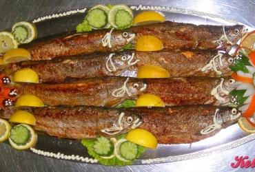 50% попуст на ЕДЕН КИЛОГРАМ ОХРИДСКА БЕЛВИЦА во ресторан ПОТПЕШ во вредност од 1200ден. за само 599ден.